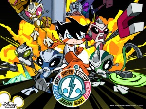 Super Robot Monkey Team Hyperforce Go