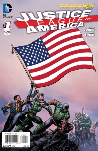 Justice Leage Of America #1