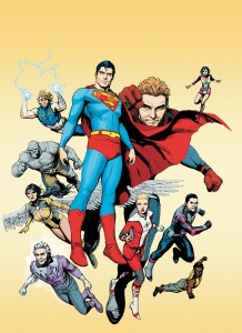 03 Superman and the Legion