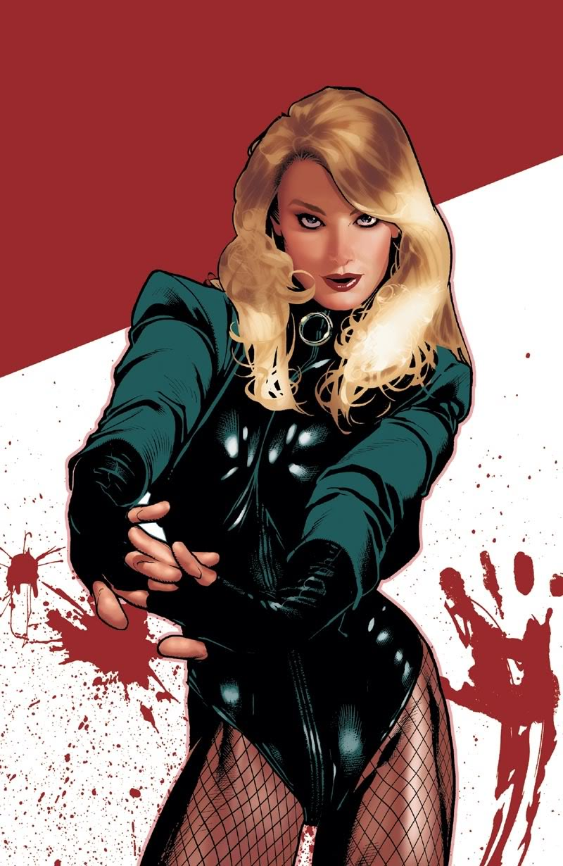 Black Canary BIRDS OF PREY Black Canary Birds Of Prey