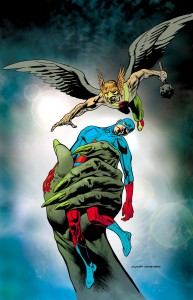 Hawkman and the Atom