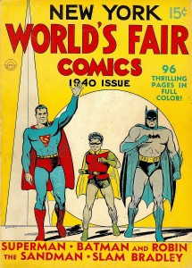 New York World's Fair Comics #2