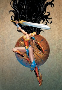 Ame-Comi Wonder Woman