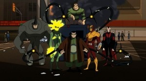 Spectacular Spider-Man Sinister Six