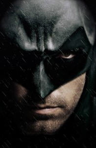 Affleck as Batman