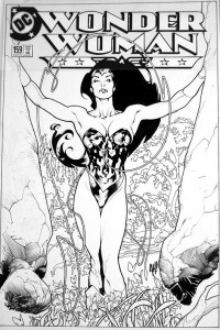 Wonder Woman #159 Cover