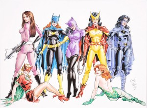 Femme Fatales by Andy Price