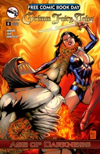 Grimm Fairy Tales Age Of Darkness