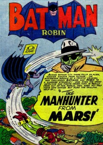The Manhunter from Mars