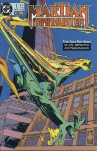 Martian Manhunter mini-series