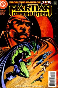 Martian Manhunter 0