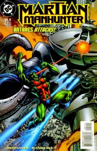 Martian Manhunter 2