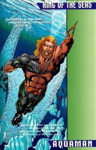 Harpoon Aquaman