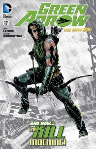 New 52 Green Arrow