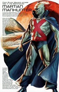 Martian Manhunter by Alex Ross