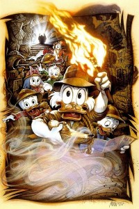 DuckTales: Treasure of the Lost Lamp