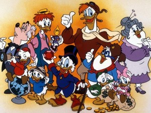 DuckTales cast