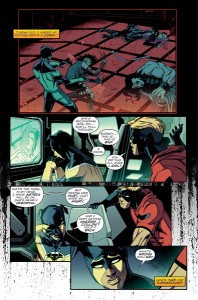 Stray #3 page