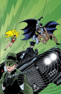 Batman '66 Meets The Green Hornet