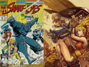 Ninja Force and Final Fight