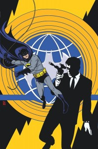 BATMAN '66 MEETS THE MAN FROM U.N.C.L.E. #1