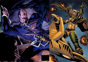 Serpentor vs Savage