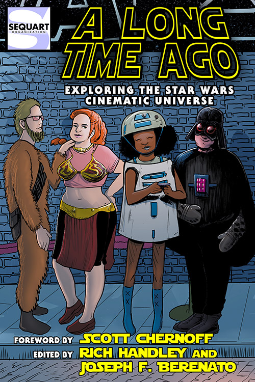 Sequart Releases First of Three STAR WARS Books