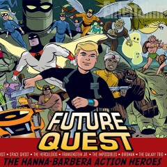 From Screen to Page: Future Quest