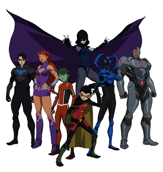 Young Justice – Apokolips: We Want You!