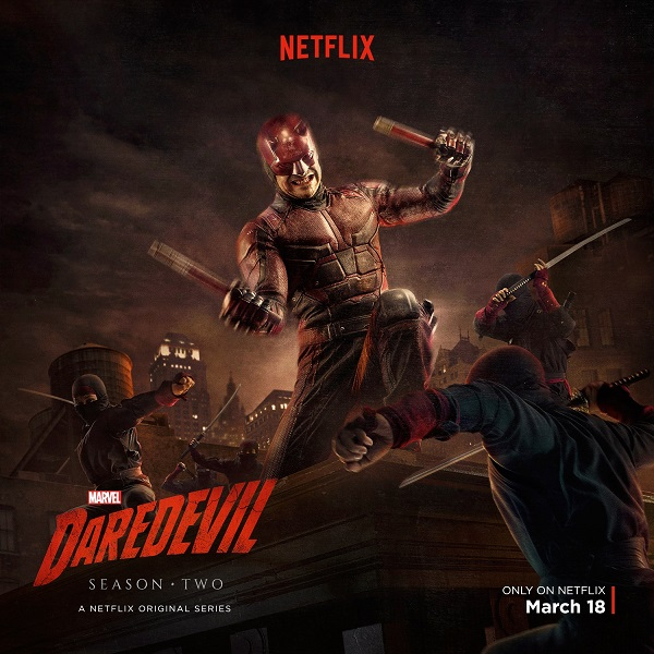 Review – Daredevil: Season Two