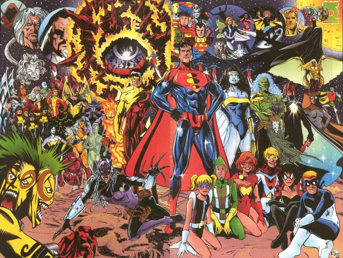 Legends of the DCU