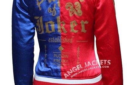 Review: Angel Jackets' Harley Quinn Bomber Jacket
