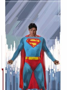 Superman by Michael Stribling