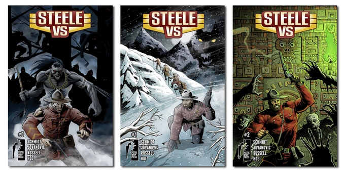 Review: Steele Vs