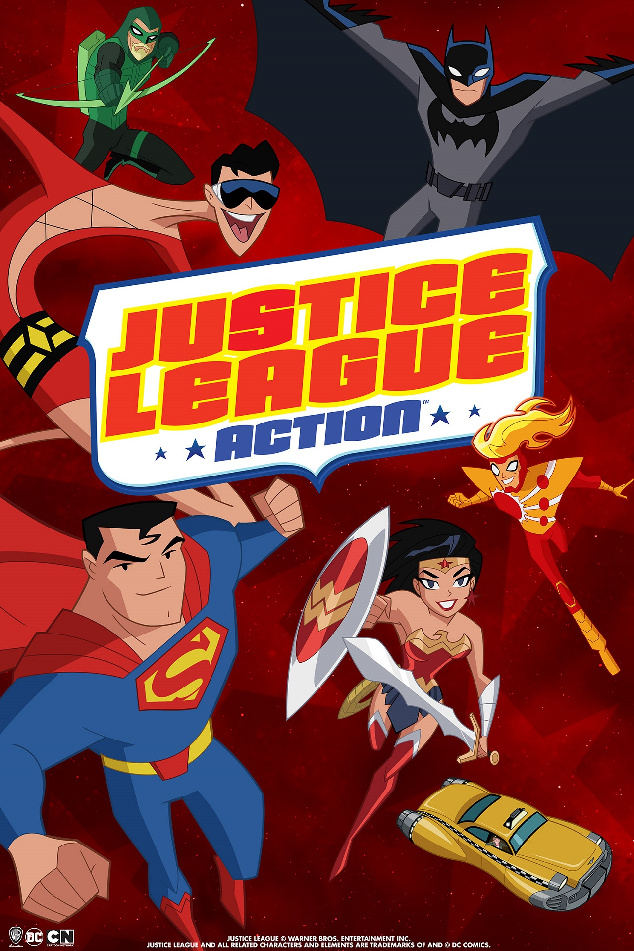Justice League Action Comes to San Diego