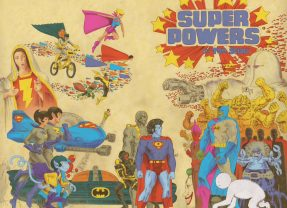 Super Powers Returns to DC Comics