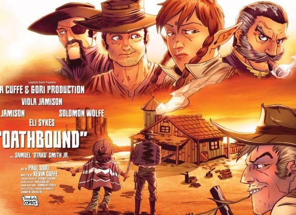 Review: Oathbound #1