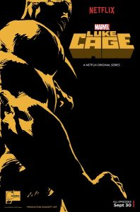 Luke Cage by Joe Quesada
