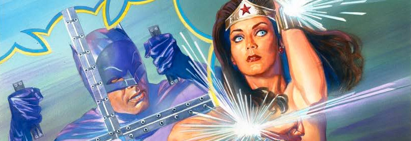 Top 10: Developments for Batman '66/Wonder Woman '77