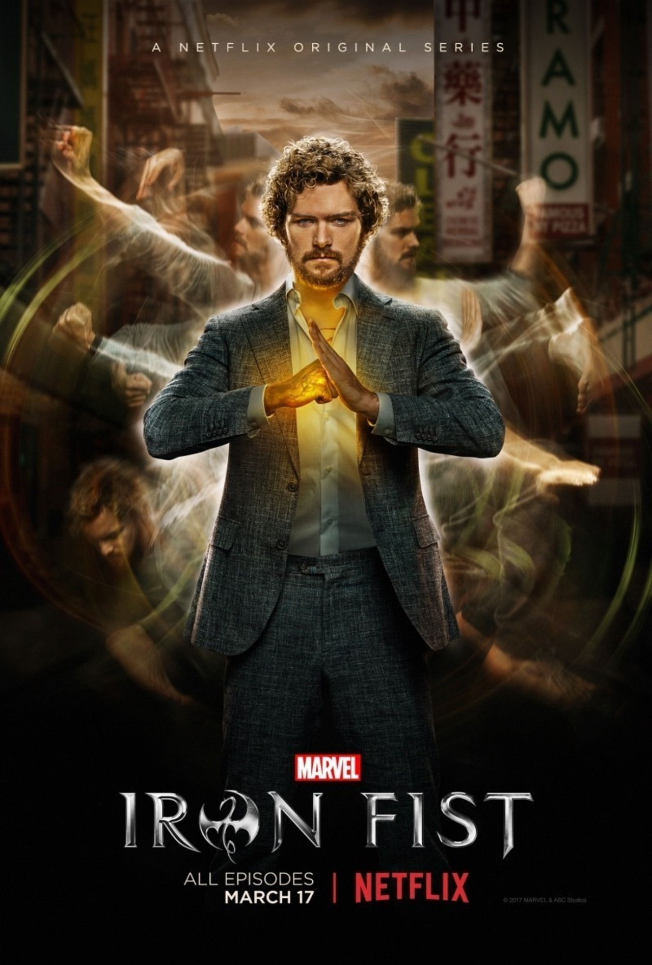 Review: Iron Fist