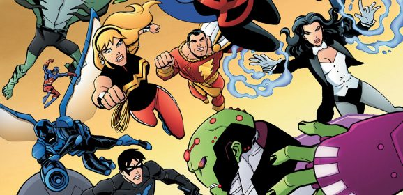 Young Justice: Interview with Christopher Jones