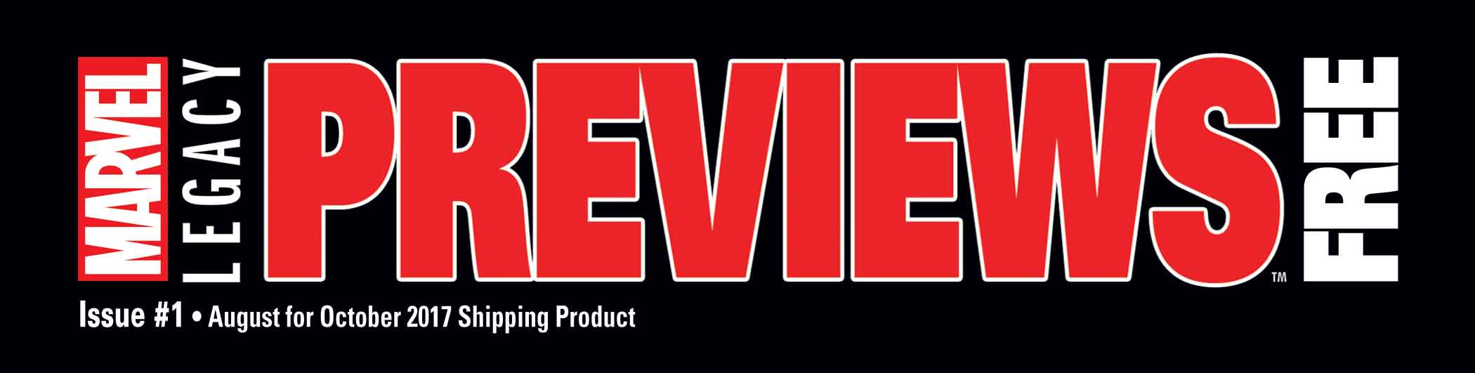 Free Marvel Previews For Retailers and Fans