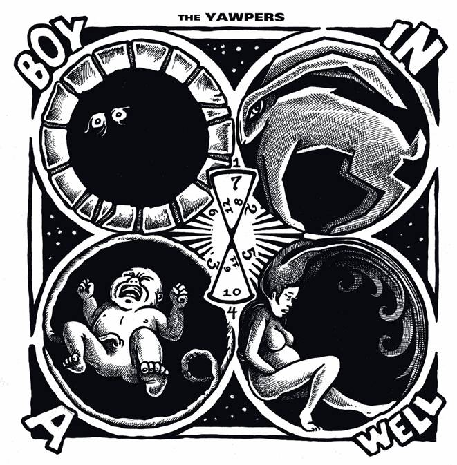 The Yawpers' New Album Includes a Comic Book Illustrated by J.D. Wilkes of Legendary Shack Shakers