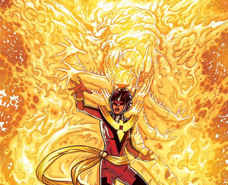 Marvel Celebrates The Return of Jean Grey With PHOENIX VARIANTS