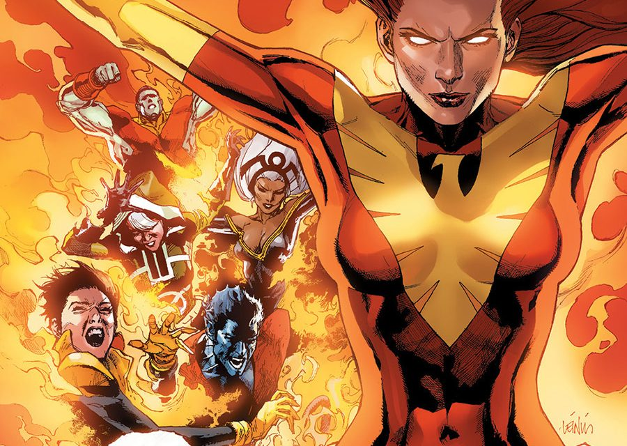 Jean Grey Returns To The Marvel Universe In PHOENIX RESURRECTION