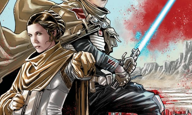 Star Wars: The Last Jedi – Storms Of Crait #1 Coming in December 2017