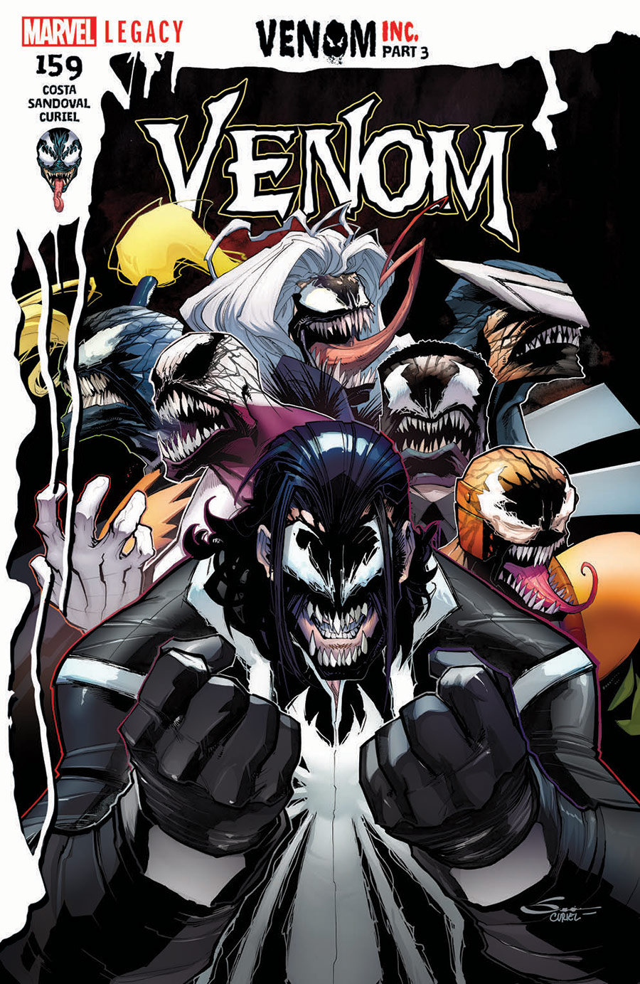 VENOM #159: VENOM INC PART 3