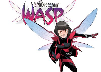 UNSTOPPABLE WASP GURIHIRU