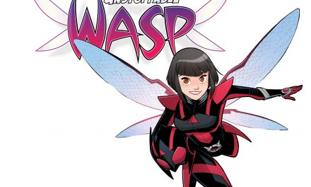 Marvel Announces The Return of THE UNSTOPPABLE WASP!