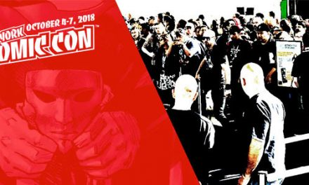 DC's Vertigo, Geoff Johns, All-Stars and Full Schedule  – New York Comic Con